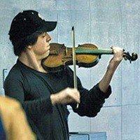 El Famosos Violinista Ignorado